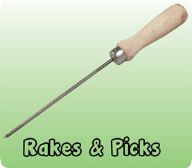 RAKES/PICKS