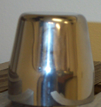 STAINLESS STEEL SM. SAUCE CUP MOLD