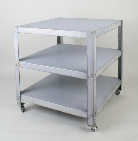 Stand for Paragon GL Kiln w/Casters
