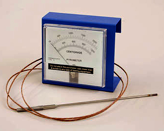 Analog Pyrometer (Up to 2200ºF)