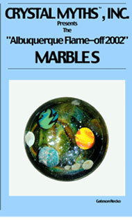 2002 Albuquerque Flame-Off Marbles